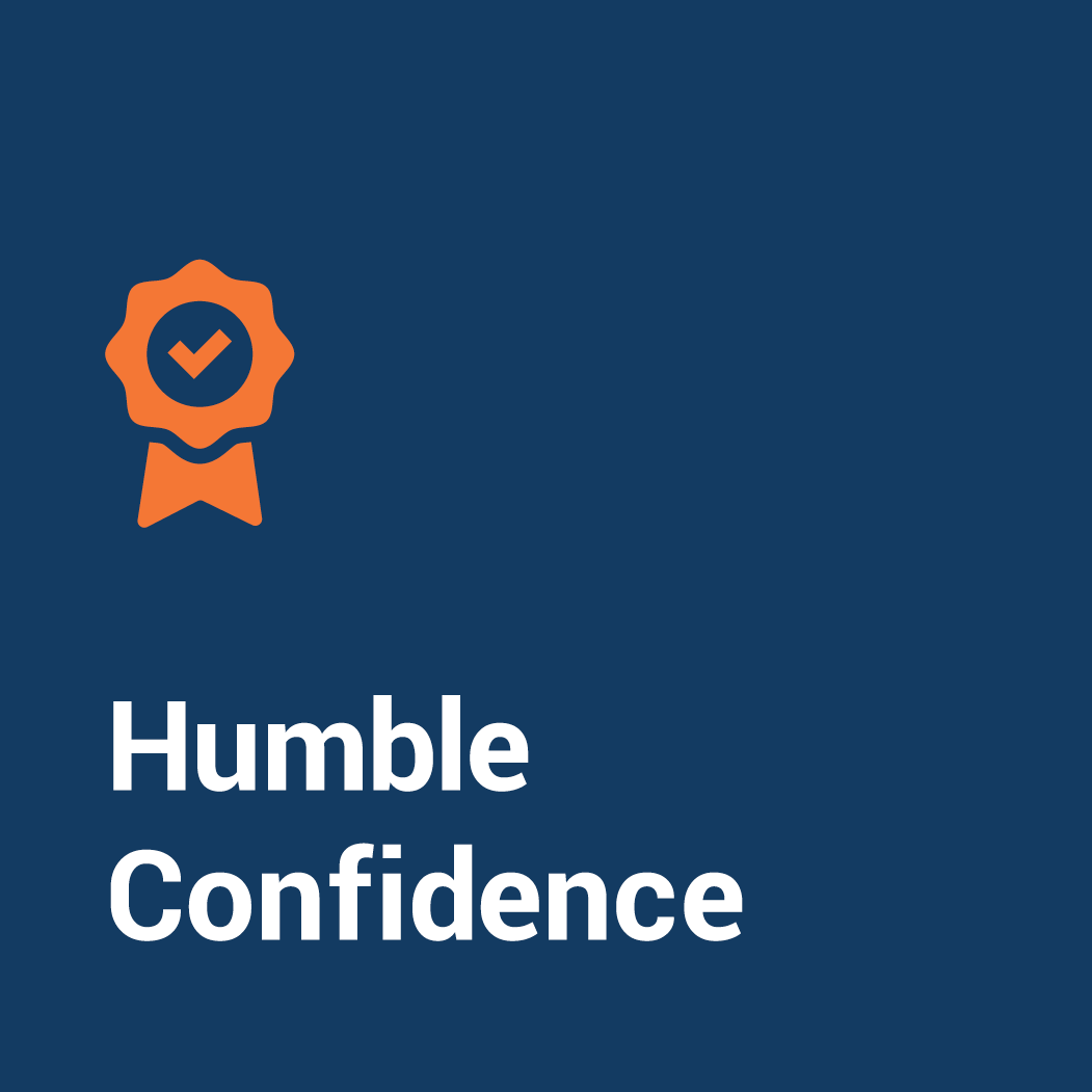 humble_confidence_powell_core_value